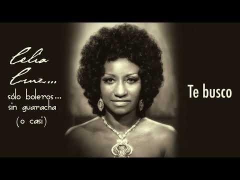 """""""Te Busco"""" canta Celia Cruz"""