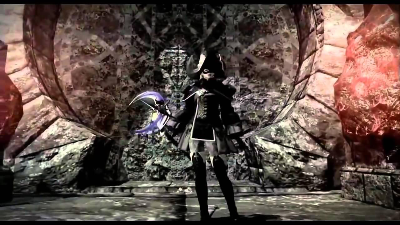 Final Fantasy Xiv Heavensward Classes Costumes Youtube
