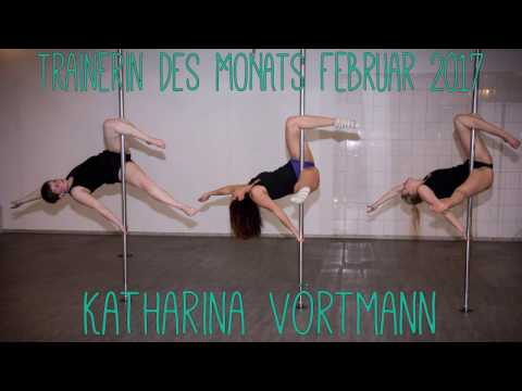 Pole Paradise, Katharina Vörtmann - SPOVE SPORT COMMUNITY - Trainer des Monats Februar 2017