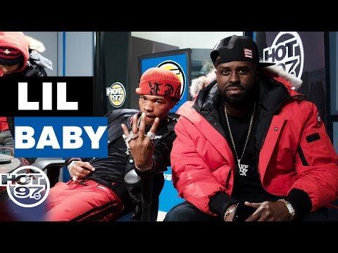 LIL BABY  | Funk Flex | #Freestyle117