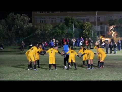 Experiencing Ubuntu Football Academy