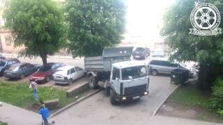 видео Штраф за неправильную парковку в Москве в 2016 году