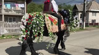 Nunta cu călăreți-Budesti,Maramureș#2019