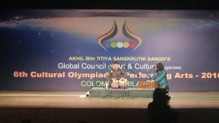 Sai Shubham Tabla Concert Colombo