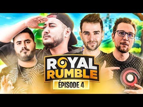 UN NOUVEAU RECORD AU ROYAL RUMBLE ! (Saison 3 - Ep.4)