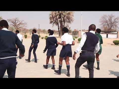 Onawa Secondary School Jerusalema Challenge.