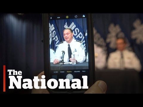 Quebec police spied on journalists