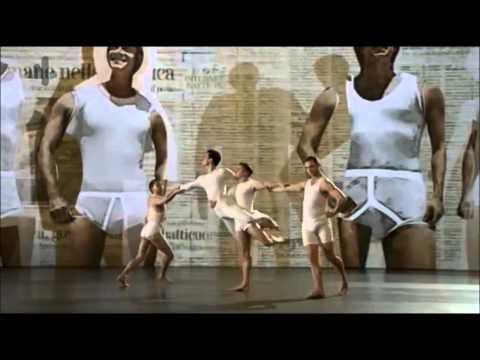 """Matthew Bourne's Ballet Shorts- """"Spitfire"""""""