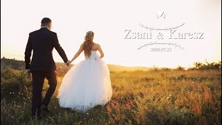 Zsani & Karesz - Esküvői Film