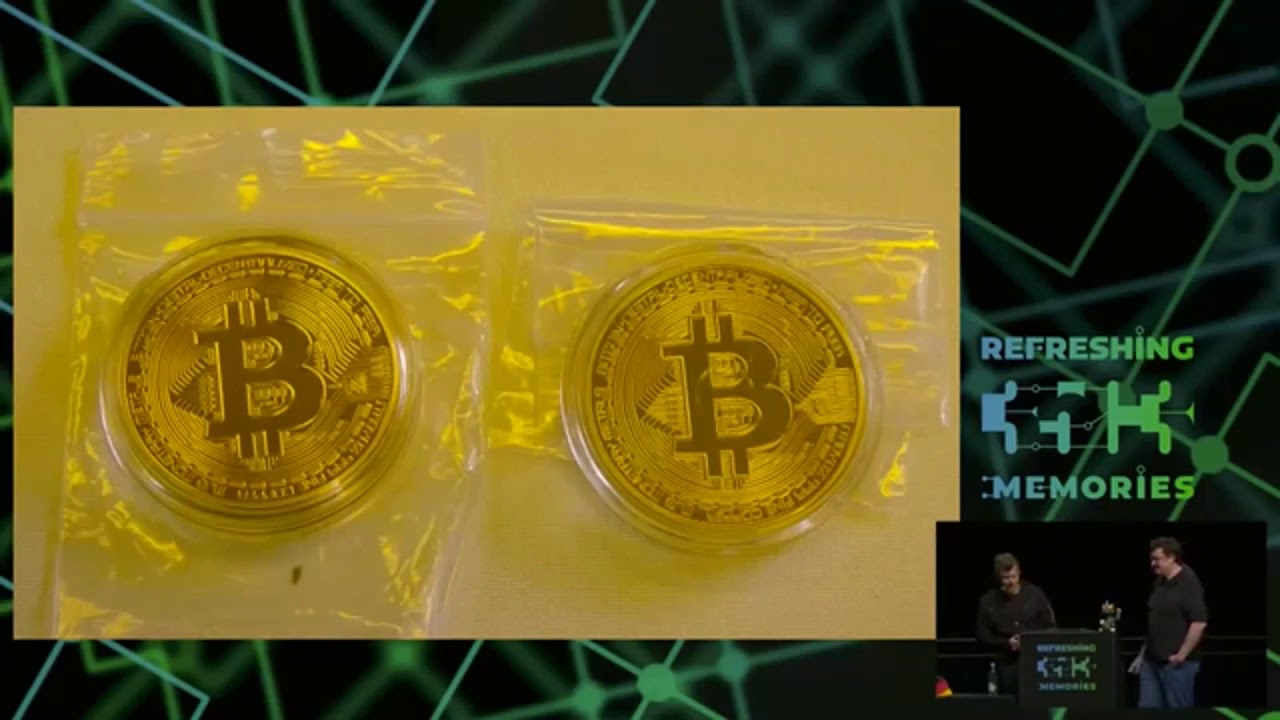 computer related crimes in Uruguay was looking for bitcoins, they found bitcoins, case closed ...
