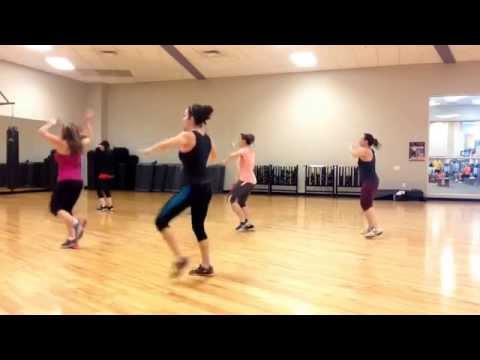 """Pass at Me""-Pitbull; zumba/dance fitness/cardio"