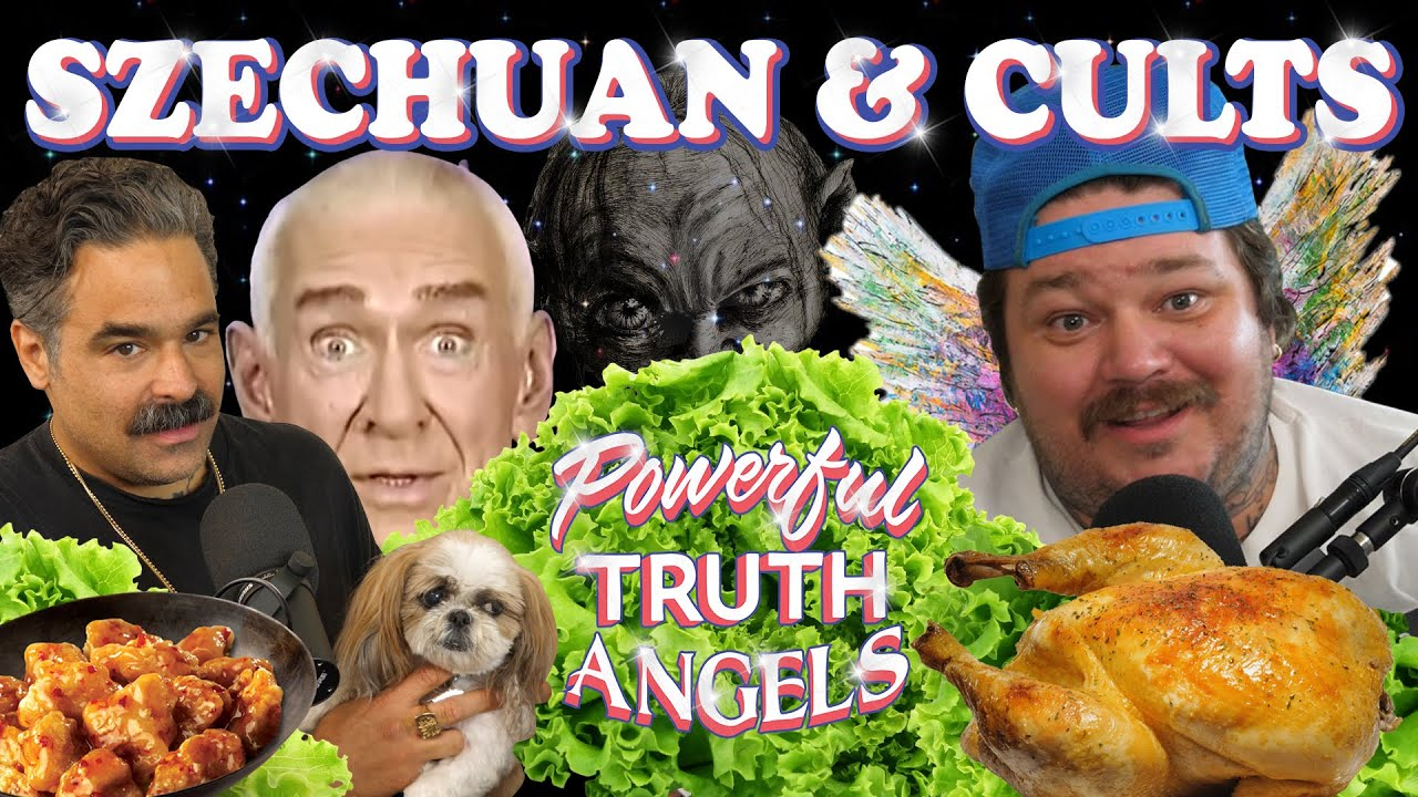 Download SZECHUAN AND CULTS | Powerful Truth Angels | EP 6