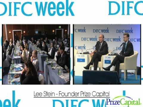 Lee Stein at Dubai International Financial Center