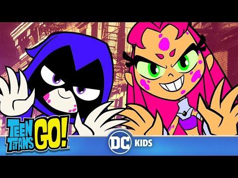 Teen Titans Go! | Ahh! Cooties! | DC Kids