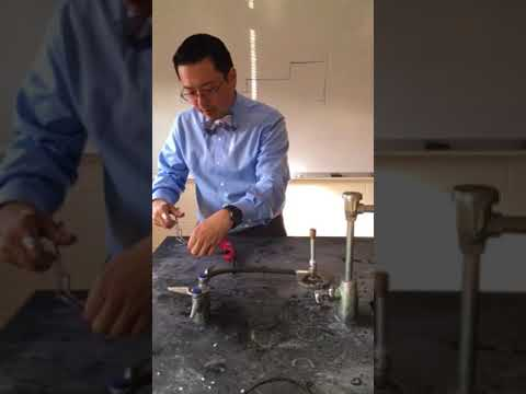 Oxidation Of Magnesium Demo