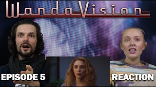 WandaVision E05 'On a Very Special Episode...' - Reaction & Review!