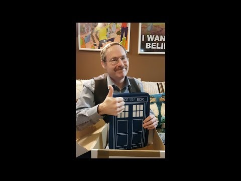 The Amazing Mystery Box, Doctor Who - October 2018