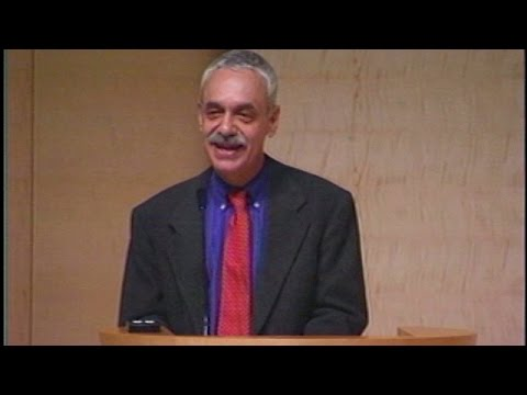 """1997 Jonathan Ned Katz """"The Invention of Heterosexuality"""" at SF Library"""