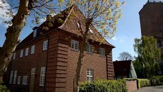 Walking In Kolding, Denmark: Filming Around The Koldinghus Castle