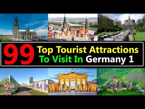 99 Top Tourist Attractions Places To Visit In Germany 1 | Best Tourist Destinations To Travel
