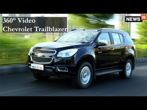 360 Video Chevrolet Trailblazer Interiors Reviewed Youtube