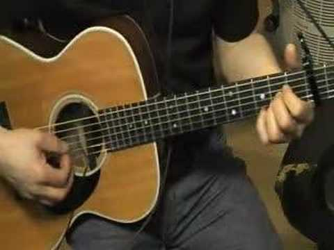 SOMETHING IN THE WAY SHE MOVES - james taylor- chords-cover - YouTube