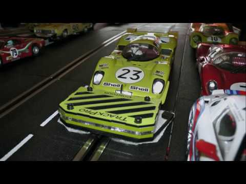 Carrera Digital Slot car racing  Race 2 of the 2018 season