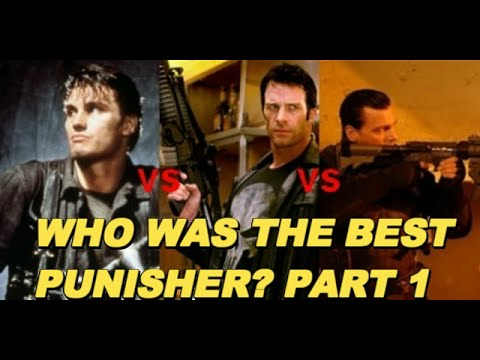 WHO WAS THE BEST PUNISHER? PART 1
