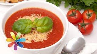 Сезонные овощи. 4 лучших рецепта томатного супа - Лучшие советы за всю историю «Все буде добре»
