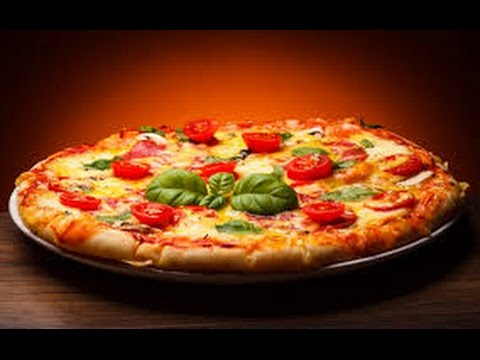 How to make Italian pizza at home