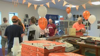 Trophy Shop hosts annual 'Gator Hater' party ahead of UT-Florida game