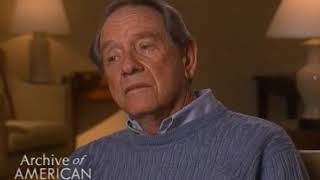 """Richard Crenna on playing Ross Perot in """"On the Wings of Eagles"""" - TelevisionAcademy.com/Interviews"""