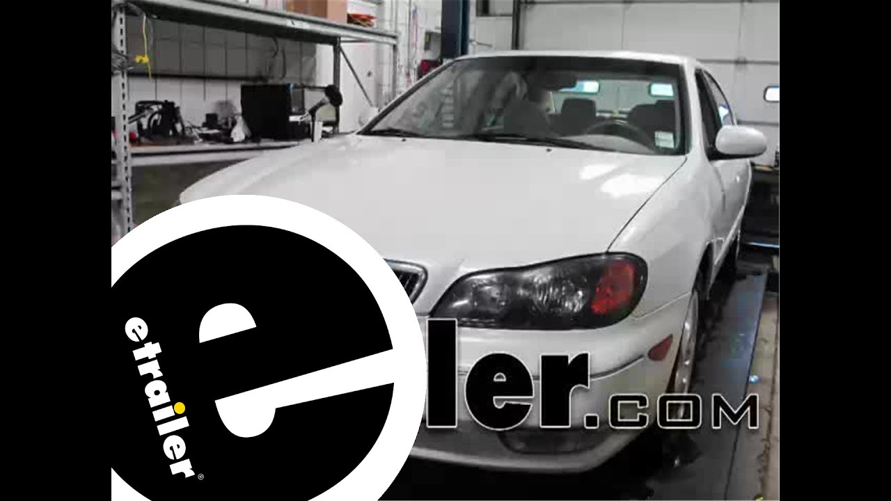 trailer hitch installation 2001 infiniti i30 draw tite rh youtube com Acura RSX Type S 2002 Acura RSX Owner's Manual