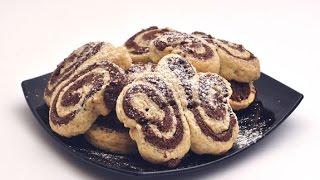 Печенье Бабочки рецепт в домашних условиях