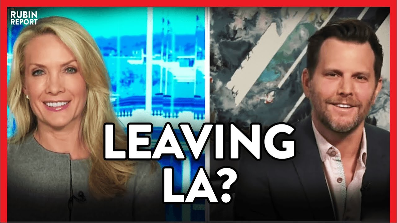 LA's Insanity Is Forcing Me to Consider Leaving California | Dave Rubin | POLITICS | Rubin Report