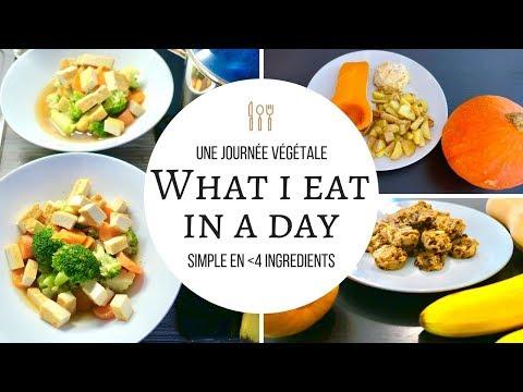 what-i-eat-in-a-day-simple-cuisine-maison-facile--3-ingrédients-une-journÉe-dans-mon-assiette-vegan