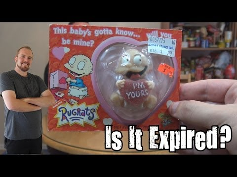 Is It Expired? - Rugrats Valentine Gummy Candy