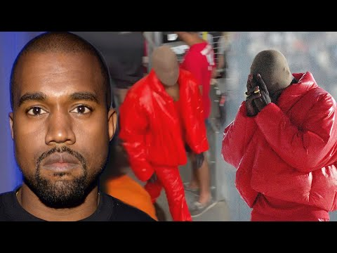 Kanye West Reportedly LIVING Inside Atlanta Stadium