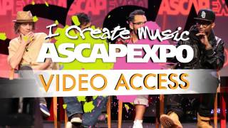Watch All of ASCAP EXPO 2013 with Video Access