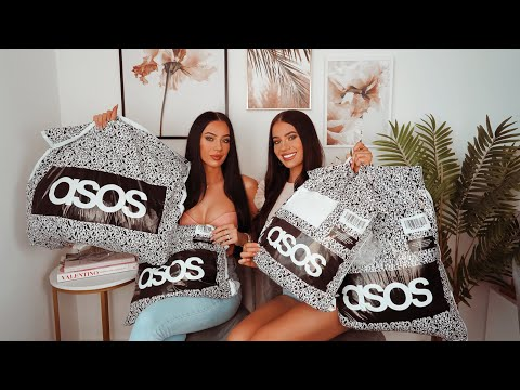 WE SPENT £500 ON ASOS!!! MASSIVE LOUNGEWEAR AND SPRING HAUL