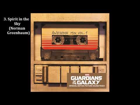 Guardians of the Galaxy: Awesome Mix Vol. 1 (Original Motion Picture Soundtrack) (2014) [Full Album]