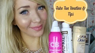 Fake Tan Routine & Tips | Away with the Fairies Thumbnail