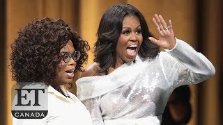 Michelle Obama In Conversation With Oprah