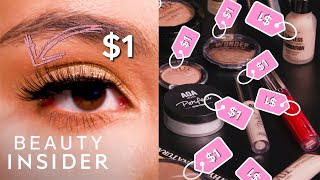 Does Shop Miss A's $1 Makeup Really Work? | Beauty Or Bust