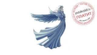 Как быстро карандашом рисовать ангела   Как просто нарисовать ангела(как нарисовать ангела, как нарисовать ангела поэтапно, как нарисовать ангела карандашом, как нарисовать..., 2014-07-31T03:46:25.000Z)