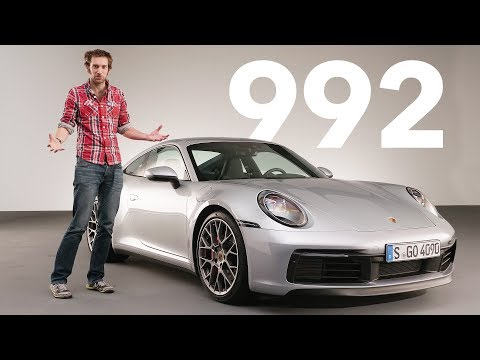 NEW Porsche 911 (992 Generation): In-Depth First Look - Carf