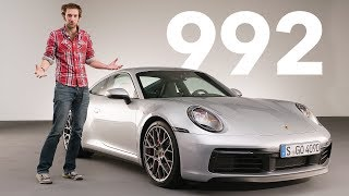 NEW Porsche 911 (992 Generation): In-Depth First Look - Carfection (4K)