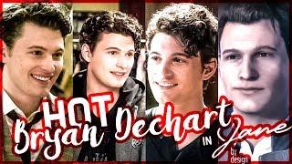 😍 Bryan Dechart (Connor Detroit Become Human) as Eli Chandler in Jane by Design Part 1