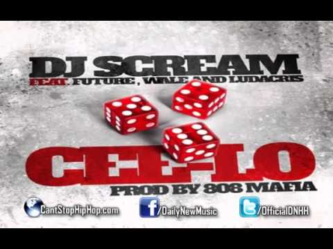 DJ Scream - Cee-Lo (Feat. Future, Wale & Ludacris)