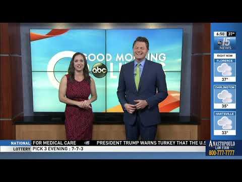 Amanda Live at HGTC Work to Train program - WPDE ABC 15